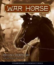 War Horse by Michael Morpurgo (2010, CD) BRAND NEW SEALED