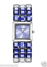 More & more-reloj-fantastico-súper diseño-lila-nuevo-en su embalaje original + llavero