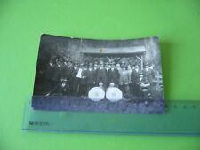 Foto Schützenverein KÖNIGSSCHEIBE 1929, Schützen 20er Jahre, Vintage Photo
