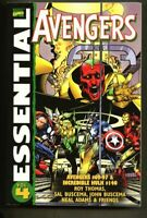 GN/TPB Essential Avengers Volume 4 nm- 9.2 / Neal Adams 1st edition (2004) 644pg