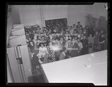 1949 Vaudeville Canadian Pacific Palace Theatre NYC Old Photo Negative 556A