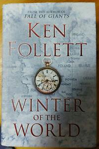 Winter of the World von Ken Follett (gebunde Ausgabe) - Englisch