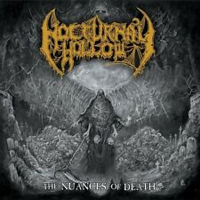 NOCTURNAL HOLLOW - THE NUANCES OF DEATH   CD NEUF
