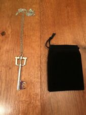 Kingdom Hearts Pendant & Pouch New Cosplay Rare Necklace Hot Key Kingdom 2 3