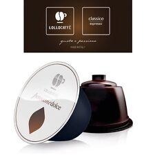 96 capsule caffè LOLLO miscela CLASSICA compatibili Nescafè DOLCE GUSTO cialde