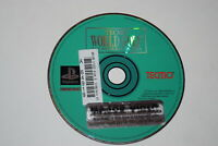 Tecmo World Golf Playstation PS1 Video Game Disc Only
