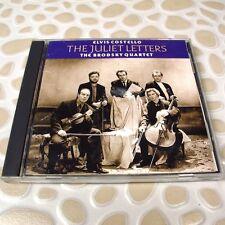 Elvis Costello And The Brodsky Quartet - The Juliet Letters JAPAN CD #119-4