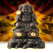 Hideyoshi Toyotomi Sanmen Daikokuten (豊臣秀吉 三面大黒天) | Japanese Buddhist Statue