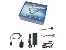 New USB 2.0 to IDE SATA S-ATA 2.5 3.5 HD HDD Adapter Cable Hard Drive Converter