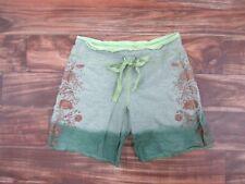 NEW Da Nang Women's Summer Shorts Floral Waist Drawstring LIMEA FHT50301453 S