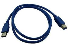 Cable usb 3 type B 1m