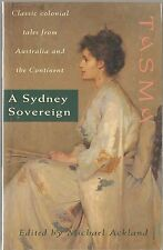 A Sydney Sovereign by Tasma - Jessie Couvreur (Paperback, 1993) short stories
