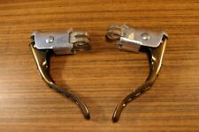 1980s brake levers CLB ? made in France for road bike racing
