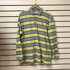 Lacoste Long Sleeve Button Up Size 9