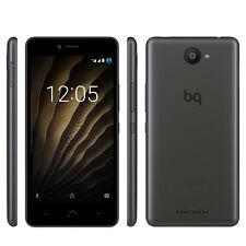 Teléfonos móviles libres Android BQ Aquaris con 16 GB de almacenaje
