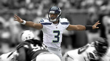 {24 inches X 36 inches} Russell Wilson Poster #6 - Free Shipping!