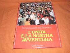 il movimento dei focolari l'unità è la nostra avventura città nuova 1986