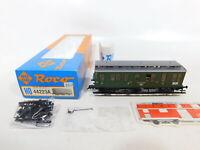 CE879-0,5# Roco H0/DC 44223A/44515 Abteilwagen/Personenwagen DB NEM, NEUW+OVP