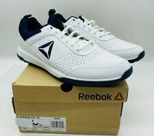 Reebok Men's CXT Athletic Shoes Training Sport Sneaker White Leather US 11