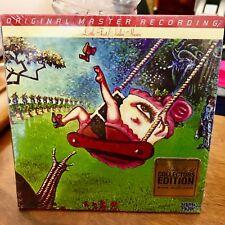 Sailin' Shoes by Little Feat (CD, Sep-2008, MFSL) 24 KARAT GOLD MOFI,