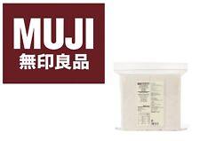 MUJI CUT COTTON GIFT skin care Organic Facial Pads 180pc 1pac SALE With tracking