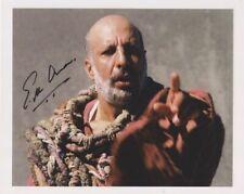 STARGATE SG-1 ERICK AVARI Kasuf hand signed