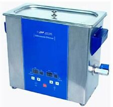 JSP Ultrasonic Cleaning Unit With Digital Controls and Heater .8 gallon capacity