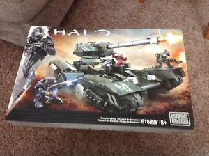 Mega Bloks Halo 5 Guardians Scorpion's Sting Tank CNG68 New & Factory Sealed