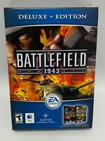 Battlefield 1942 Deluxe Edition Mac New w/ Road to Rome Computer Video Game Mac