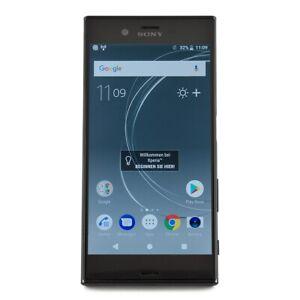 Sony Xperia XZ F8331 schwarz Android Smartphone Gebrauchtware akzeptabel