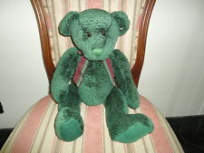 Russ Bears From Past SPEARMINT Green Bear Large 17 inch All Tags