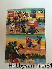 Lego® 2845 System Western Bauanleitung Indianerhäuptling