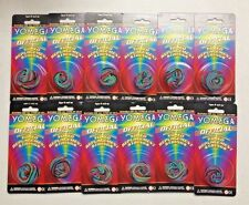 LOT OF 12 - YOMEGA MULTI YOYO REPLACEMENT STRING PACKS (5 STRINGS PER PACK)