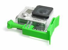 Scuba Mount for GoPro HERO 1, 2, 3, 3+, 4 Snorkel Diving Mask Goggles Green- USA