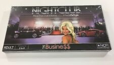 Nightclub The Business Board Game NCP Games - New Sealed ADULT