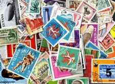 Amérique du Sud 1000 timbres différents oblitérés tous pays