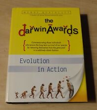 The Darwin Awards - Evolution in Action by Wendy Northcutt (2000,Hardcover)