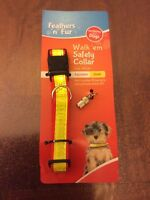 Reflective adjustable dog collar with Id barrel  large dog
