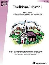 Traditional Hymns Level 2: Book Only - Hal Leonard Student Piano Library (Educat
