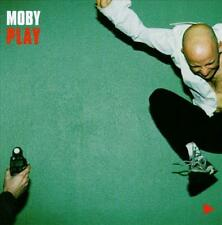 MOBY - Play (CD 1999) USA Import EXC
