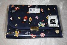 Supersüße Einzigartig iPillentasche Schmucktasche Made in Japan Kinchak m.Gold