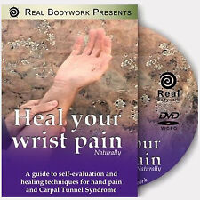 Heal Your Wrist Pain - Medical Massage Therapy Video on DVD