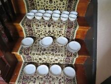 12 NORITAKE 'THE MARNE' CUP AND SAUCER SETS IN FINE CONDITION!