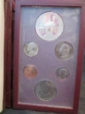 1984 Prestige Set United States Mint in Holder Case