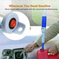 Handheld Elektrische Öl Wasser Benzin Dieselkraftstoff Flüssigkeitspumpe Rohr DE