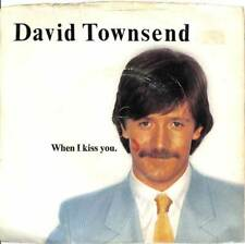 "Dave Townsend - When I Kiss You - 7"" Record Single"