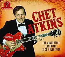 Chet Atkins - The Absolutely Essential 3CD Collection (NEW 3CD)