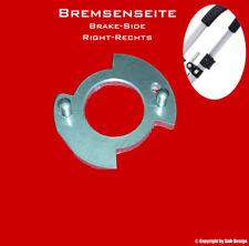 1Scheibe+Anleitung Reparaturkit Rechts  Modell 3 passt bei Bugaboo Cameleon 3