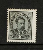 Portugal SC# 58, Mint No Gum, Hinge Remnants, toned - S5592