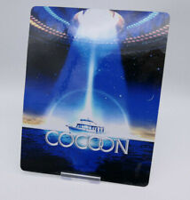 COCOON - GLOSSY Bluray Steelbook Magnet Cover (NOT LENTICULAR)